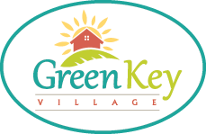 Green Key Village Logo