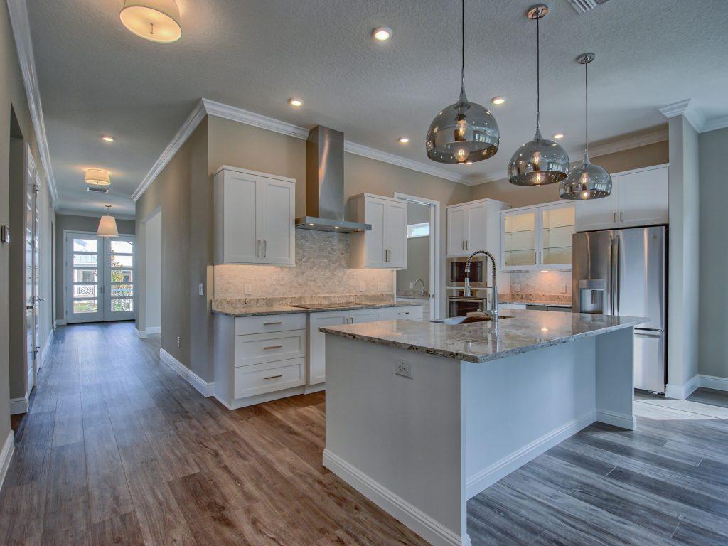 Roosevelt new home kitchen