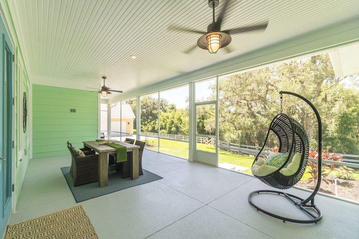 patio design green key village lady lake
