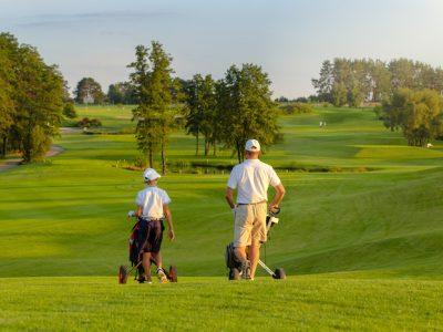 golf courses near lady lake florida